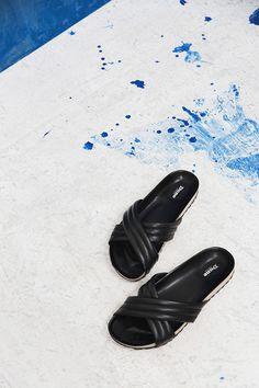 slides #sandals #summershoes #shoes