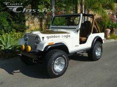 1980 Jeep CJ5 Golden Eagle V8 Limited Edition