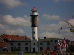Der Leuchtturm von Timmendorf