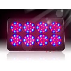 Buy Apollo 8 LED Grow Light For Hydroponic Growing Tomato Chili Vegetable, Cheap led grow light and high quality.