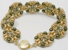 Deb Roberti's Athena Bracelet Pattern