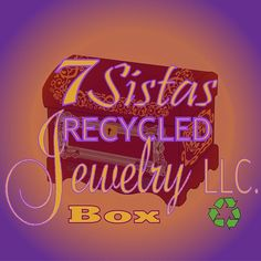 New 7 Sistas Recycled Jewelry, LLC  You can now purchase your very own personalized 7 Sistas Recycled Jewelry online.  You choose your colors, You choose your sizes, You choose your sets, You choose your budget, Assembled and shipped  Just For You!  #7SistasRecycledJewelryLLC #7SRJB #QuahharsWebDesigns  View 7 Sistas: http://www.7sistasrecycledjewelry.com  Graphic Design/Website proudly created by:  Quahhar's Web Designs® 'Changing Lives By Design™ -> http://www.quahharswebdesigns.net <-