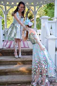Stuck at Prom® Scholarship Contest | 2016 Top Ten Couples Finalist | Claire & Julie http://stuckatprom.readysetpromo.com/gallery.html?__entry=6952476&utm_campaign=dt-stuck-at-prom-2016&utm_medium=social&utm_source=pinterest.com&utm_content=finalists-couples-claire-julie