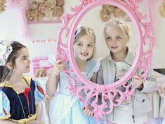 Bubble and Sweet: Pink Shabby Chic Princess Party for Lilli's 8th Birthday