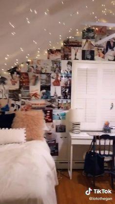 Cute Bedroom Decor, Bedroom Decor For Teen Girls, Room Design Bedroom, Stylish Bedroom, Small Room Bedroom, Room Ideas Bedroom, Bedroom Ideas For Small Rooms For Teens For Girls, Room Decor Teenage Girl, Bedroom Ideas For Girls