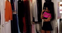 Dionne Helping Cher What To Wear For Her Date with Christian #Clueless