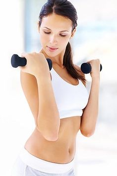Get Muscle-Sculpting Benefits With Lighter Weights