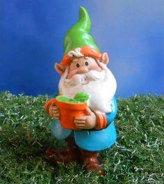 Mini Planting Gnome – Enchanted Gardens