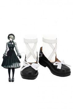 Danganronpa V3: Killing Harmony Tojo Kirumi Cosplay Shoes Elsa Cosplay, Cosplay Costumes, Cosplay Boots, Kuroo Tetsurou, Danganronpa V3, Types Of Shoes, Costume Accessories, Dress Making, Slip On