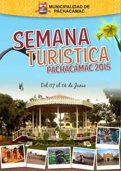 Semana Turística Pachacámac 2015