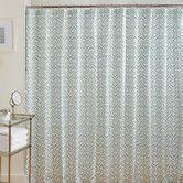 Found it at Wayfair - Newport Gate Cotton Slate Shower Curtain