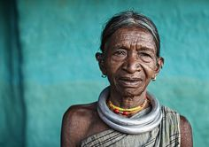 Gada Tribe, Orissa, India