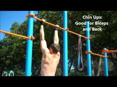 10 Types of Pull Ups. See if you can do them all.