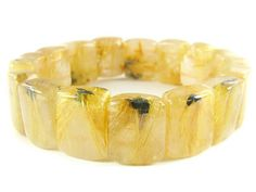 BA2541 High Density Rutilated Quartz Natural Crystal Stretch Bracelet - See more at: http://waggashop.com/wagga-shop-ba2541-high-density-rutilated-quartz-natural-crystal-stretch-bracelet