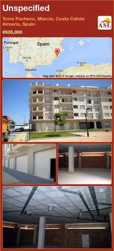 Unspecified in Torre Pacheco, Murcia, Costa Cálida Almería, Spain ►€635,000 #PropertyForSaleInSpain
