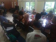 Undang KPU dan Panwaslu Kapolres Tanjungpinang Siap Amankan Debat Publik