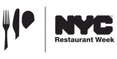 NYC Restaurant Week.