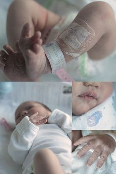 tips for great newborn photos in the hospital