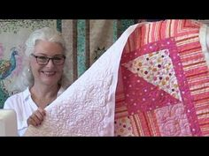 "A Double ""C"" is very easy and quick to do. Any ""C"" will work. Give it a try on your next quilt. Free video for the quilt pattern here Thread by Marathon Threads"