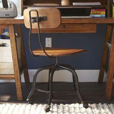 Vintage looking office chair