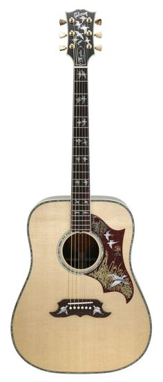 Gibson Doves In Flight Mystic Rosewood Limited Edition