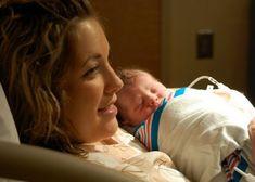 Bradley Method of childbirth...drug free labor! {Kye's Birth Story}