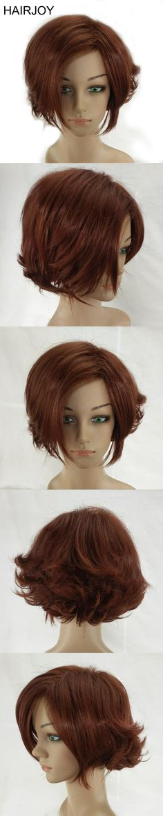 Ombre Short Hair Wigs