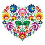 Mexican Folk Art Cliparts