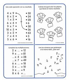 Maths 3e, Math Practice Worksheets, Math Coloring Worksheets, Math Multiplication, Math Sheets, Math Practices, 3rd Grade Math, Math For Kids, Math Lessons