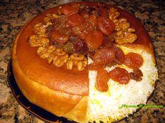 SHAKH PLOV (CROWN PILAF) Pilaf is the signature dish of Azerbaijani cuisine. It…