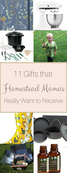 11 Gifts Homesteading Mamas will LOVE! | Faithful Farmwife