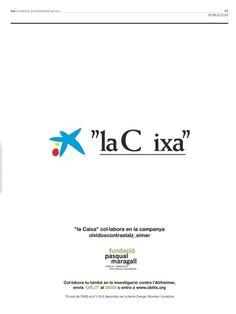 Fundació Pasqual Maragall, contra l'alzheimer. 2014