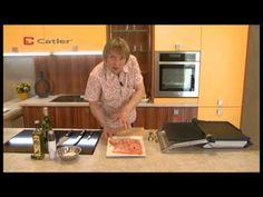 ▶ Grilovaný losos Graved Lax - YouTube