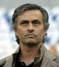 Jose Mourinho all wrapped up with a big red bow please!