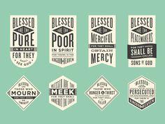 Badges by Jonathan Ogden