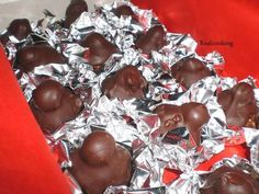 Baci per San Valentino http://www.realcooking.it/baci-perugina/ * REALCOOKING *