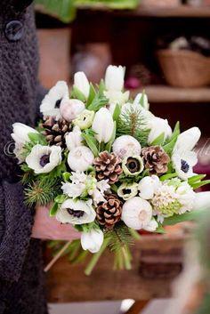 Blomsterverkstad: Christmas