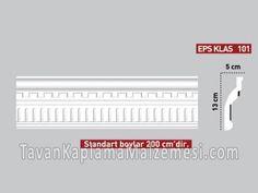 Eps Klas 101 Kartonpiyer Modeli