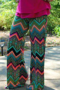Style Me Lovely Palazzo Pants $34.99 #SouthernFriedChics