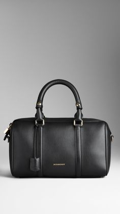 The Medium Alchester in Leather | Burberry