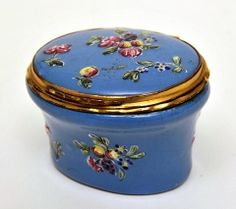 The Bowes Museum: Snuff Box, c.1770