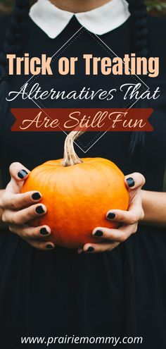 It's quite possible that Halloween is going to get cancelled this year, just like everything else has in 2020. That means disappointed kids, many of which look forward to the holiday for months. These trick or treating alternatives that are still fun can serve as at least some kind of substitute for upset kids. #halloween #trickortreating #halloween2020 #fall Halloween 2020, Disappointed, Trick Or Treat, Be Still, Celebrations, Alternative, At Least, Fall, Holiday