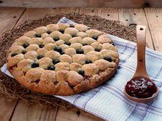 Crostata+lamponi+e+mirtilli+:+frolla+allo+yogurt