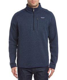 Patagonia? Better Sweater 1/4-Zip, Navy