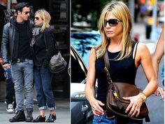 Tom Ford Crossbody Bag | jennifer aniston tom ford flap over handbag...She has the same one in ...