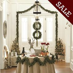 Christimas decorating ideas and inspiration with the stores listed where you can purchase the products shown.