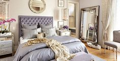 Functionally Chic! How to Design a Small Bedroom | Homesessive