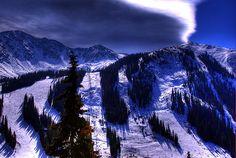 Arapahoe Basin Ski Area- Colorado