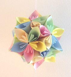 Pretty Origamis De Papel - http://www.ikuzoorigami.com/pretty-origamis-de-papel/