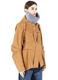 Hannah Jinkins Selvedge Duck Cloth Jacket | LN-CC